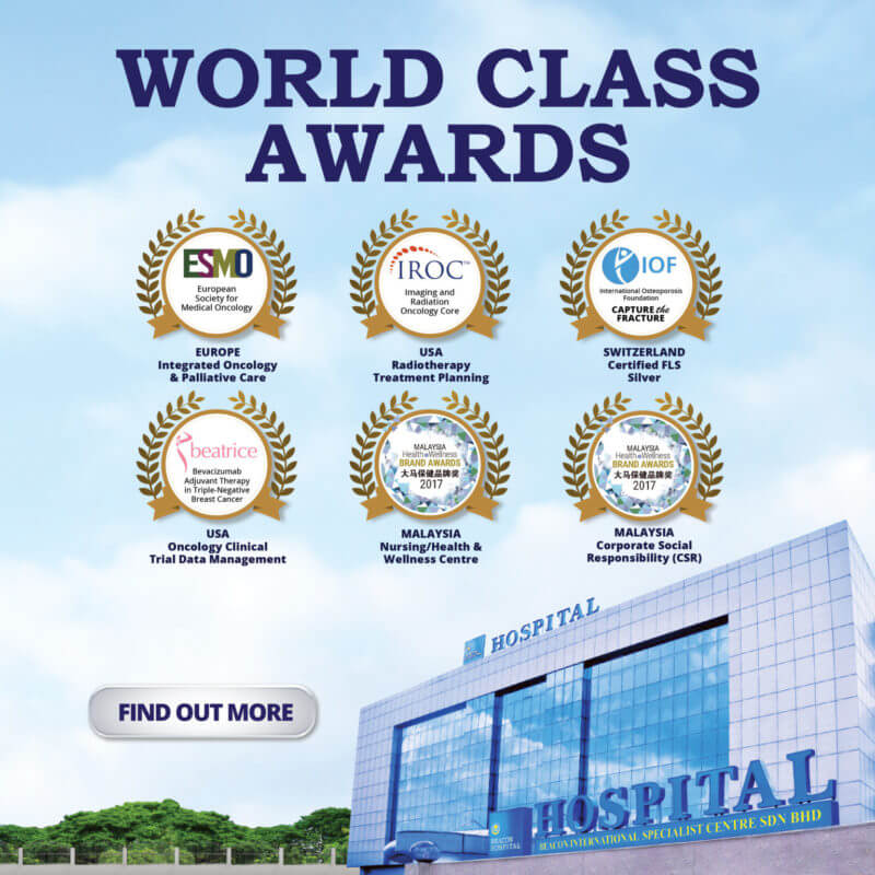 Malaysia Medical World Class Award
